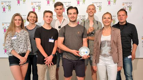 Innovationspreis: Die August-Bebel-Schule in Offenbach