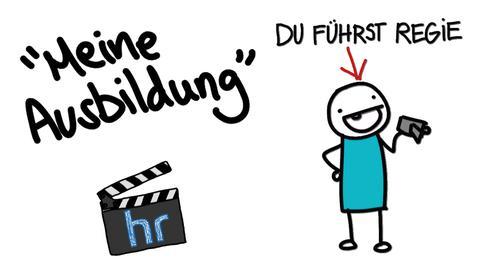 """""""Meine Ausbildung - Du führst Regie"""""""