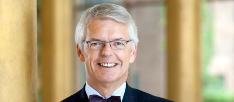 Dr. Helmut Reitze, hr-Intendant von 2002 bis 2016