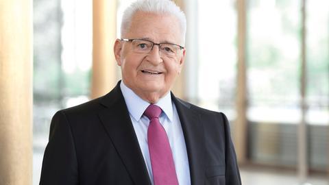 Armin Clauss, Vorsitzender des hr-Verwaltungsrats und des Aufsichtsrats der hr werbung gmbh