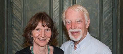 Aleida und Jan Assmann