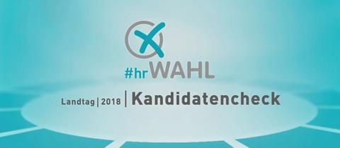 Logo #hrWAHL Kandidatencheck