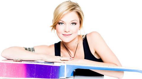 Sängerin Linda Hesse