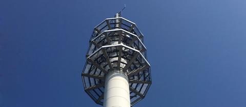 Der Sender Gelnhausen sendet nun auch via DAB+
