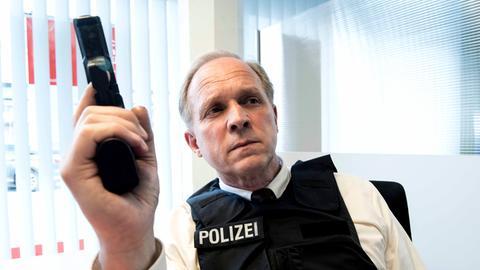 """Ulrich Tukur im hr-Tatort """"Murot und das Murmeltier"""""""