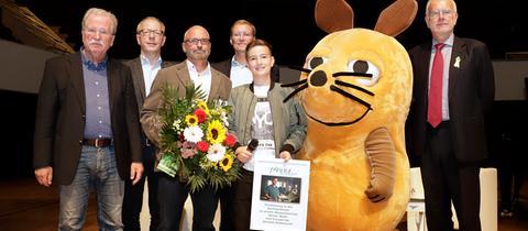 Preisverleihung beim Medienpreis der Deutschen Depressionshilfe