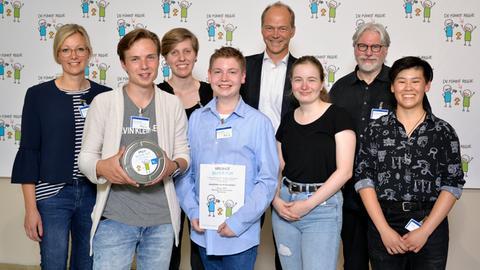 Bester Film: Die Obermayr Business School aus Wiesbaden