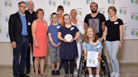 Preis für Inklusion: Die Sophie-Scholl-Schule aus Gießen