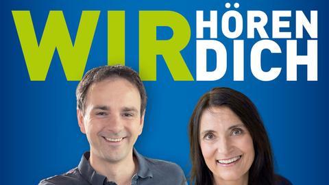 Wir hören Dich 2019 mit Doris Renck und Gunnar Töpfer