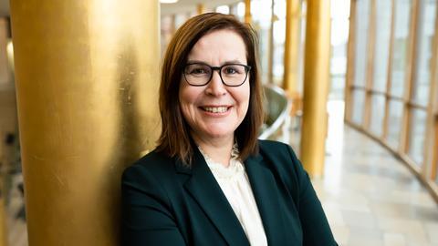 Betriebsdirektorin Stephanie Weber