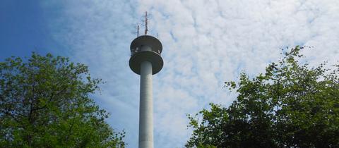 Der Sender Holzminden-Neuhaus