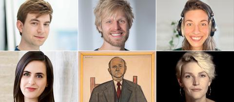 Collage Kurt-Magnus-Preisträger*innen 2021