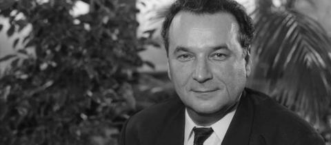 Karl-Heinz Jungmann, Vorsitzender des Rundfunkrats von 1987 bis 1994.