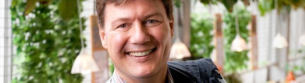 """In acht neuen Folgen erkundet Dieter Voss sein """"Herrliches Hessen""""."""