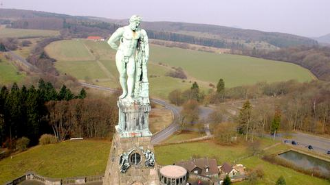 Der Herkules in Kassel