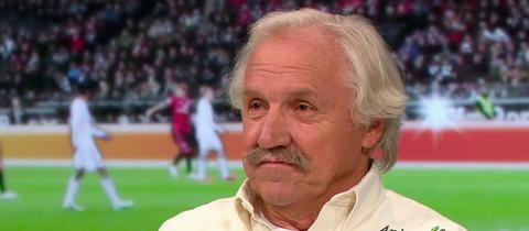 """Ex-Eintracht-Frankfurt-Spieler und Trainer Dragoslav Stepanovic im """"Heimspiel!"""""""