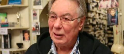 Eckhard Baum, Inhaber der ältesten Videothek Deutschlands