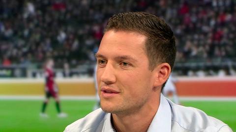 """Darmstadt 98-Teammanager Michael Stegmayer im """"Heimspiel!"""" im hr-fernsehen"""