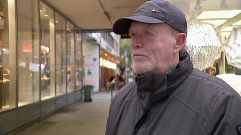 """Er teste für """"defacto"""", zu welchen Konditionen Banken Basiskonten an Obdachlose geben"""