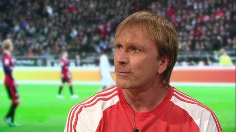 Es-Eintracht-Frankfurt-Profi Ansgar Brinkmann