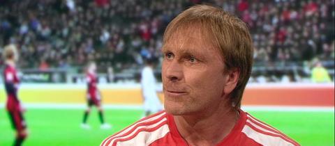 Ex-Eintracht-Frankfurt-Profi Ansgar Brinkmann