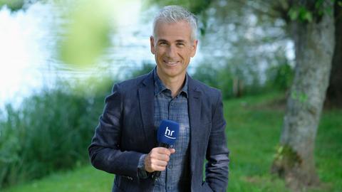 Moderator Andreas Hieke