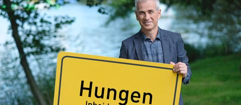 Hessenschau-Moderator Andreas Hieke