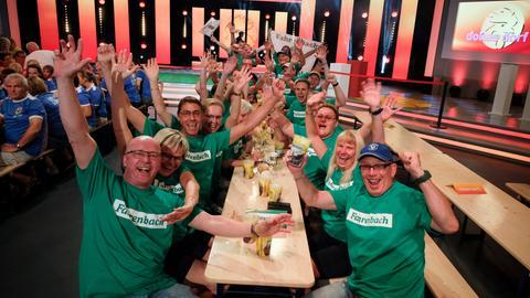 Fans aus Fahrenbach
