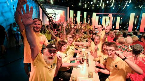 Fans aus Storndorf