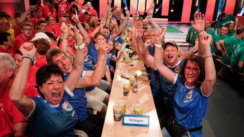 Fans aus Villingen