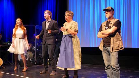 "Premiere des Musical-Projekts ""Bad Vilbel - Das Musical"""