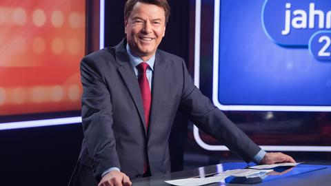 Moderator Jörg Bombach