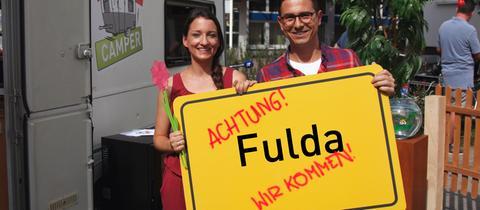Wilde Camper Fulda