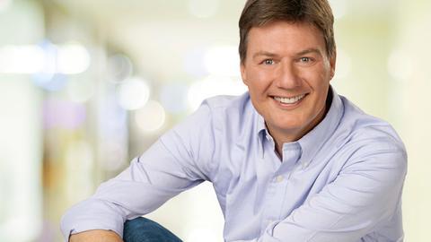Herrliches Hessen-Moderator Dieter Voss