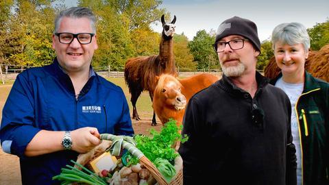"""""""Klaus kocht vorm Haus"""" – Tierrefugium Hanau"""
