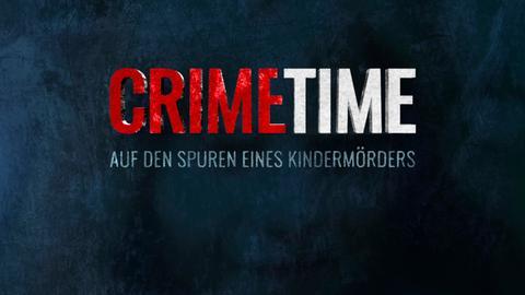 """Logo """"Crime Time"""""""