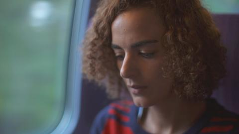 Die französische Schriftstellerin Leïla Slimani