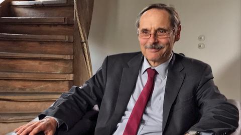 Georg Cremer, ehemaliger Generalsekretär der Caritas