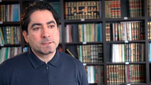 Der Islamwissenschaftler Mouhanad Khorchide