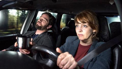 Marc Pfeiffer (Ronald Zehrfeld) und Sonja Elbert (Laura Tonke)