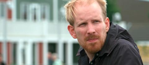 """Der niederländische Historiker, Autor und Journalist Rutger Bregman in """"ttt"""""""