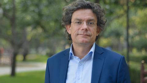 Autor und China-Experte Frank Sieren