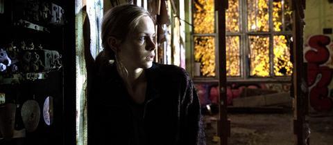 Emilia Bernsdorf in der Rolle der Emily