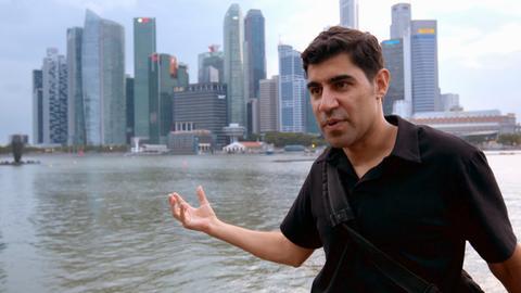 Der Politikwissenschaftler und Publizist Parag Khanna