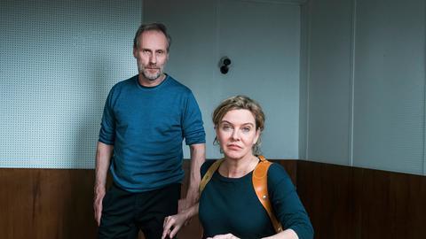 Die Tatort-Kommissare Paul Brix und Anna Janneke