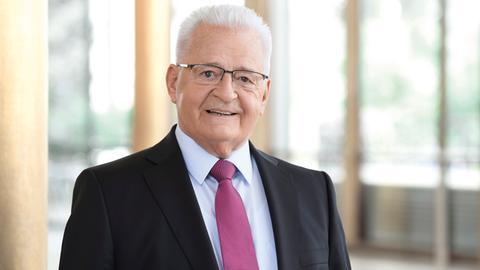 Armin Clauss, Vorsitzender des Verwaltungsrats