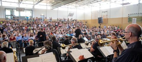 Hessen-Schultour der hr-Bigband 2019