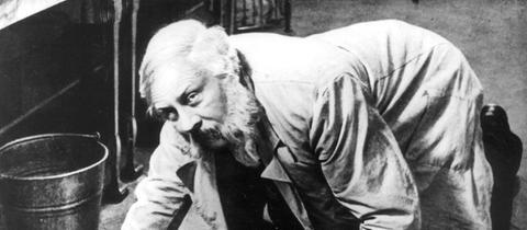 """Emil Jannings: """"Der letzte Mann"""""""