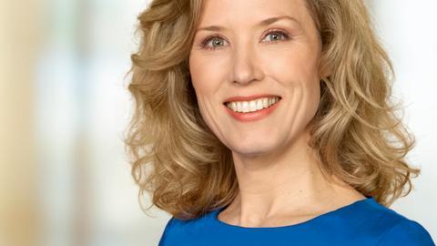 Franziska Reichenbacher, Moderatorin und ARD-Lottofee