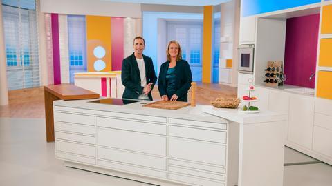 """Anne Brüning und Mathias Münch, """"Service""""-Sendungen"""